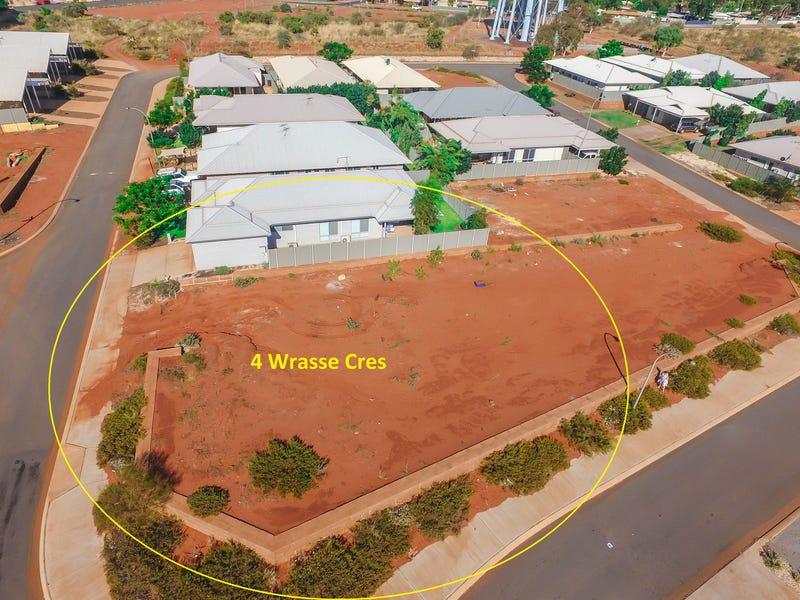 4 Wrasse Crescent, South Hedland, WA 6722