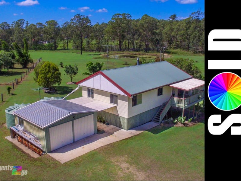530 Curra Estate Road, Curra, Qld 4570