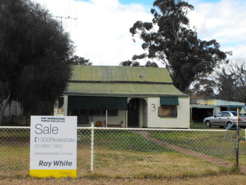 3 Cardigan Street, Tullamore, NSW 2874