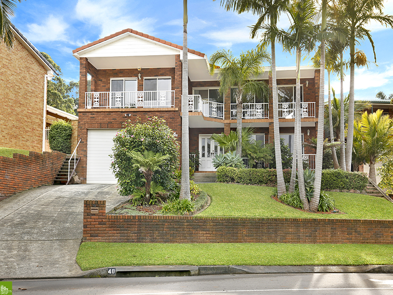 4B Ocean Beach Drive, Shellharbour, NSW 2529