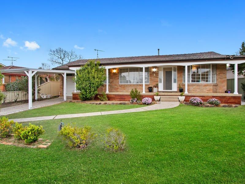 2 Mckenzie Crescent, Wilberforce, NSW 2756