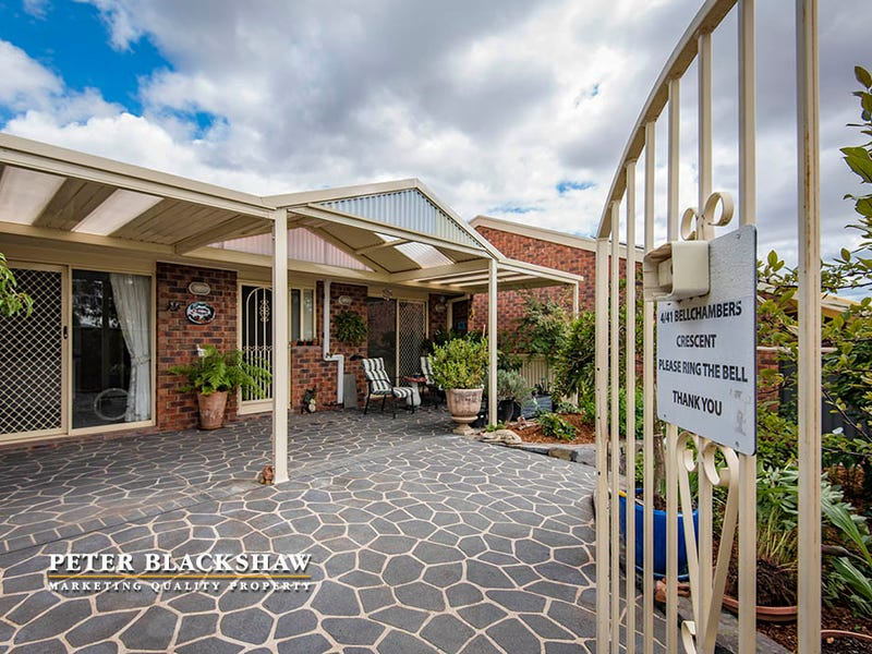 4/41 Bellchambers Crescent, Banks, ACT 2906