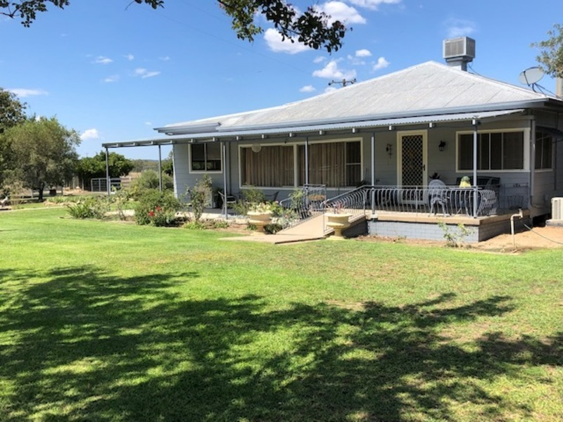237 Mosquito Creek Road, Warialda, NSW 2402