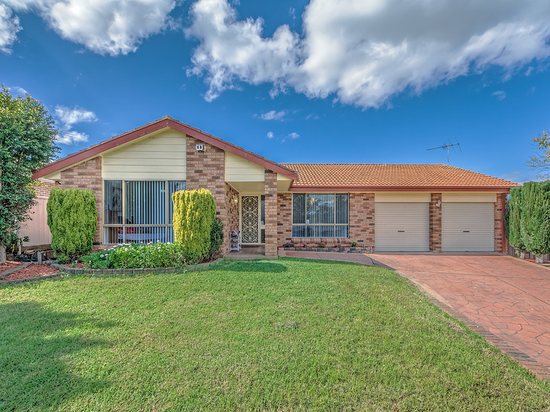 3 Cinnabar Street, Eagle Vale, NSW 2558