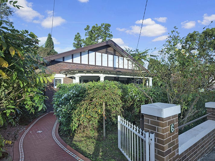 6 Oaklands Avenue, Summer Hill, NSW 2130
