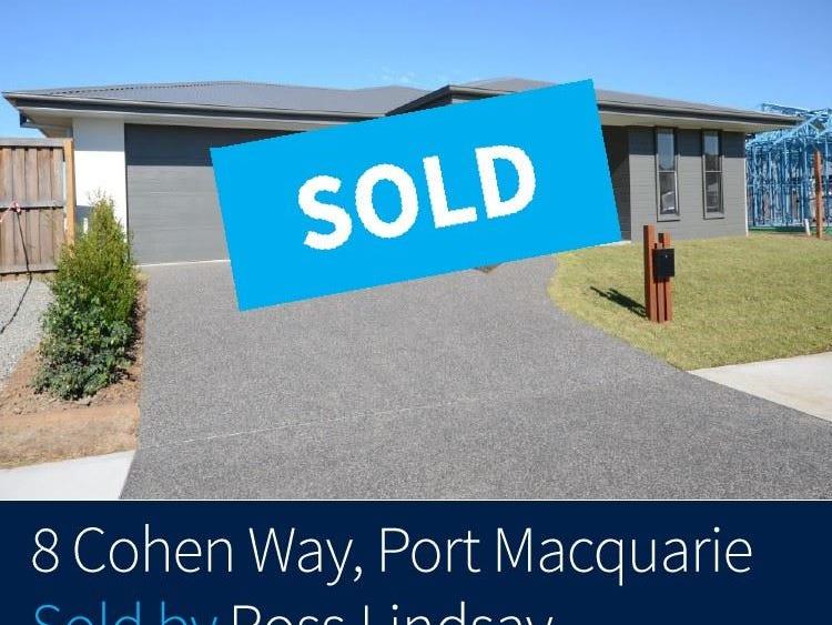 8 Cohen Way, Port Macquarie, NSW 2444