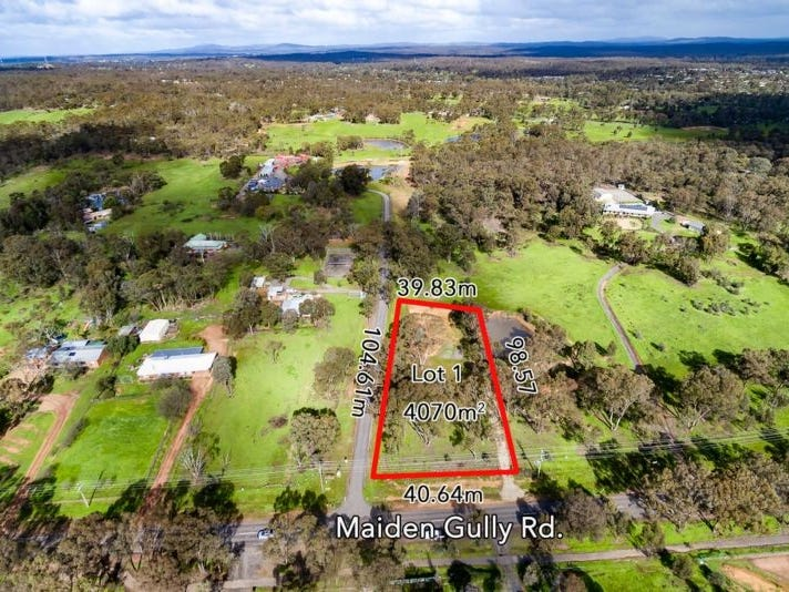 128 Maiden Gully Road, Maiden Gully, Vic 3551