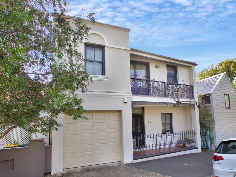 46 Birchgrove Road, Balmain, NSW 2041