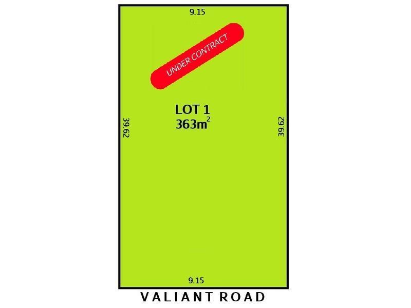 LOT 1, 91 Valiant Road, Holden Hill, SA 5088