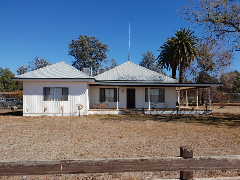 BALBOORA, Collie, NSW 2827