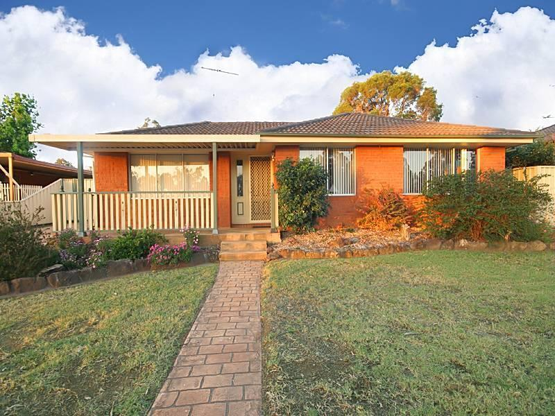 61 Borrowdale Way, Cranebrook, NSW 2749