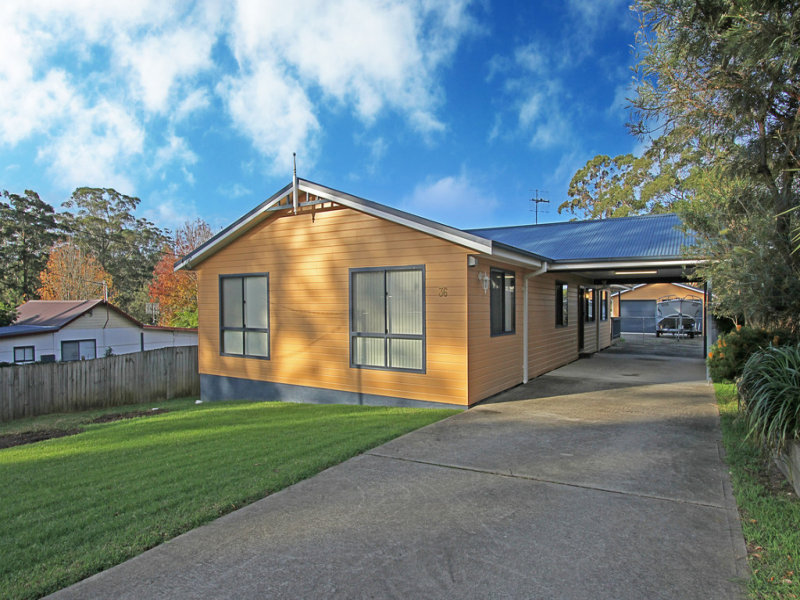36 Cornfield Parade, Fishermans Paradise, NSW 2539