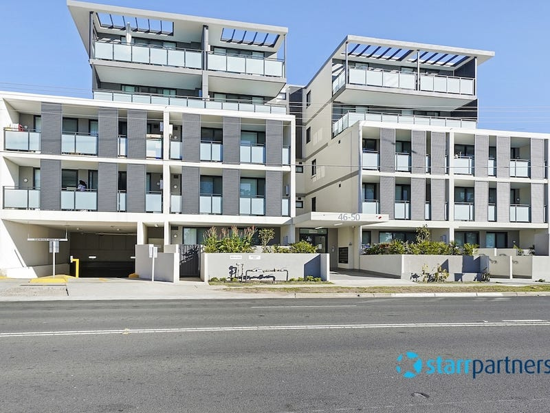 6/46-50 HOXTON PARK ROAD, Liverpool, NSW 2170