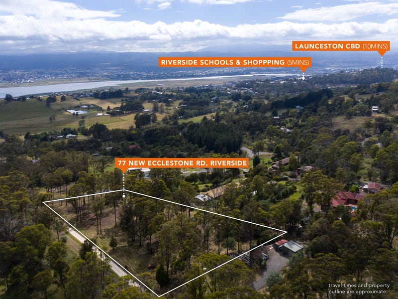 77 New Ecclestone Road, Riverside, Tas 7250