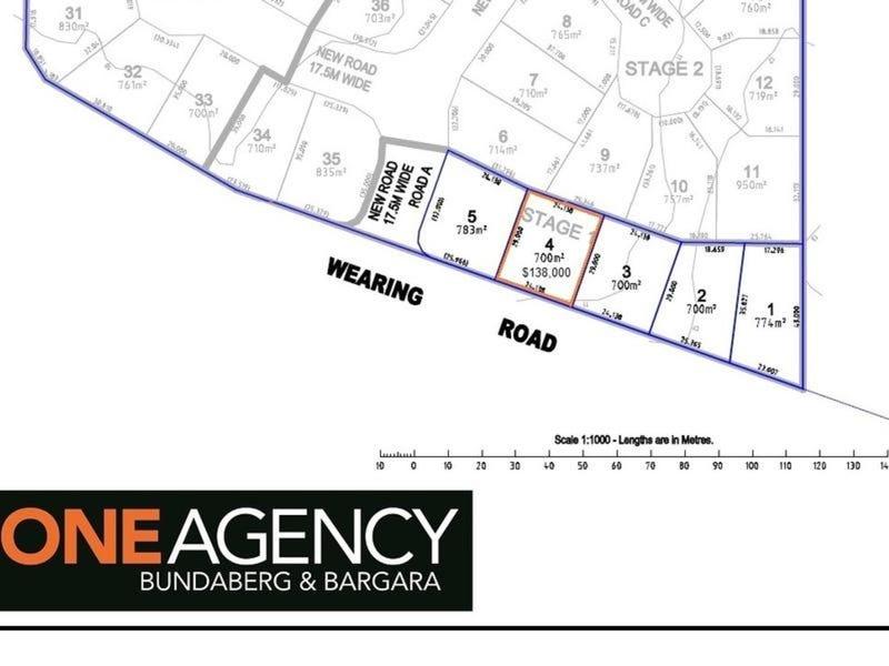 Lot 4, Wearing Road, Bargara, Qld 4670