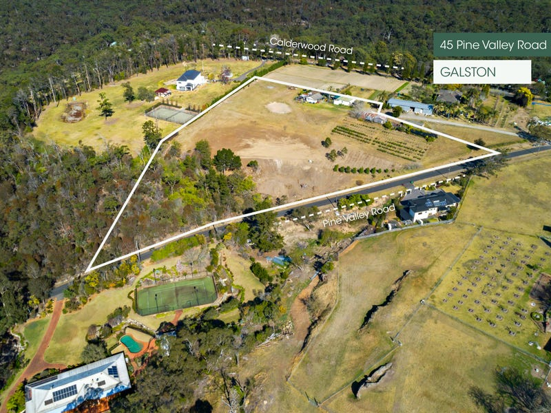 45 Pine Valley Road, Galston, NSW 2159