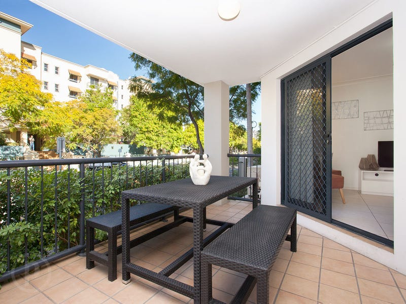 2/52 Newstead Terrace, Newstead, Qld 4006