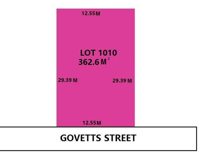 Lot 1010 Govetts Street, The Ponds, NSW 2769