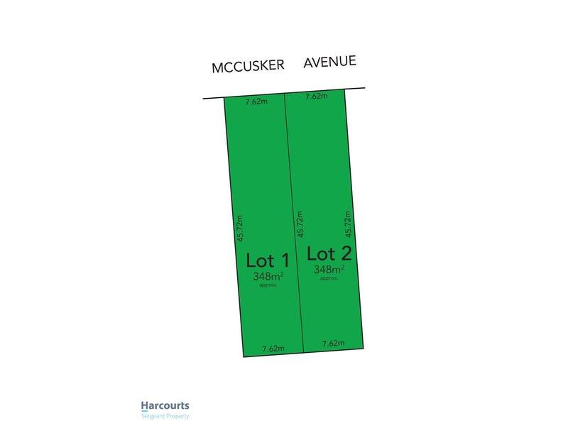 Lot 2, 3 McCusker Avenue, Clearview