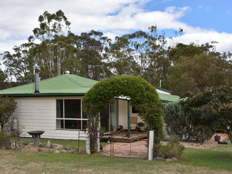 22 Bluff River Road, Sandy Flat, NSW 2372
