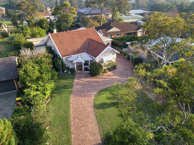 17 Nyara Road, Mount Kuring-Gai, NSW 2080