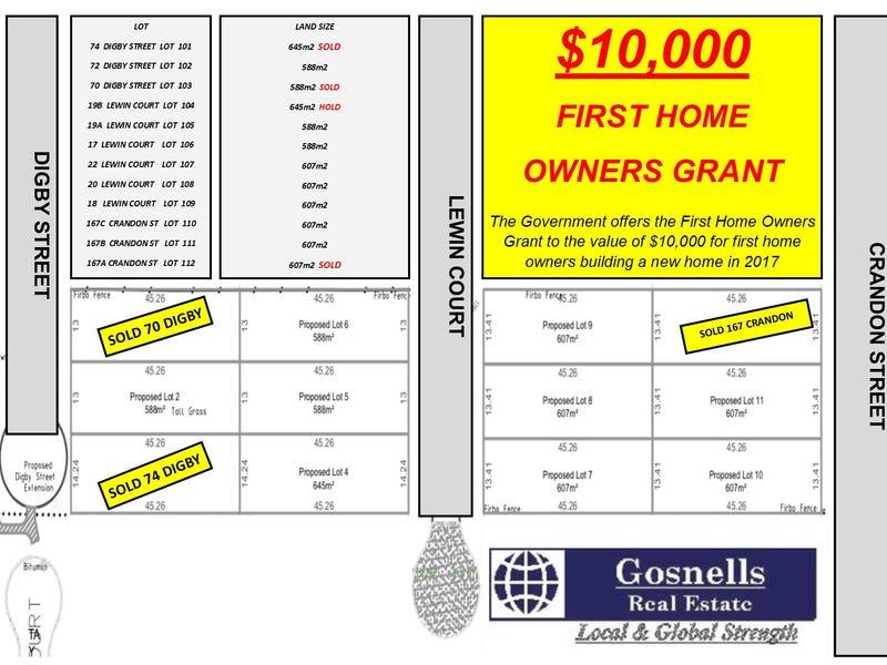 70 DIGBY ST, Gosnells, WA 6110
