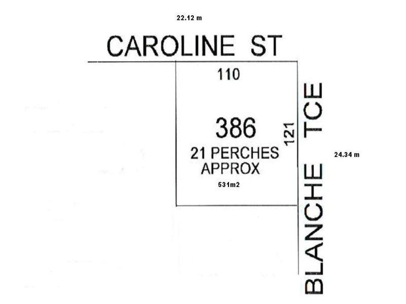Lot 386, Caroline Street, Moonta, SA 5558