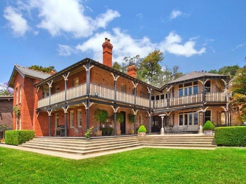 6 Vernon Street, Hunters Hill, NSW 2110