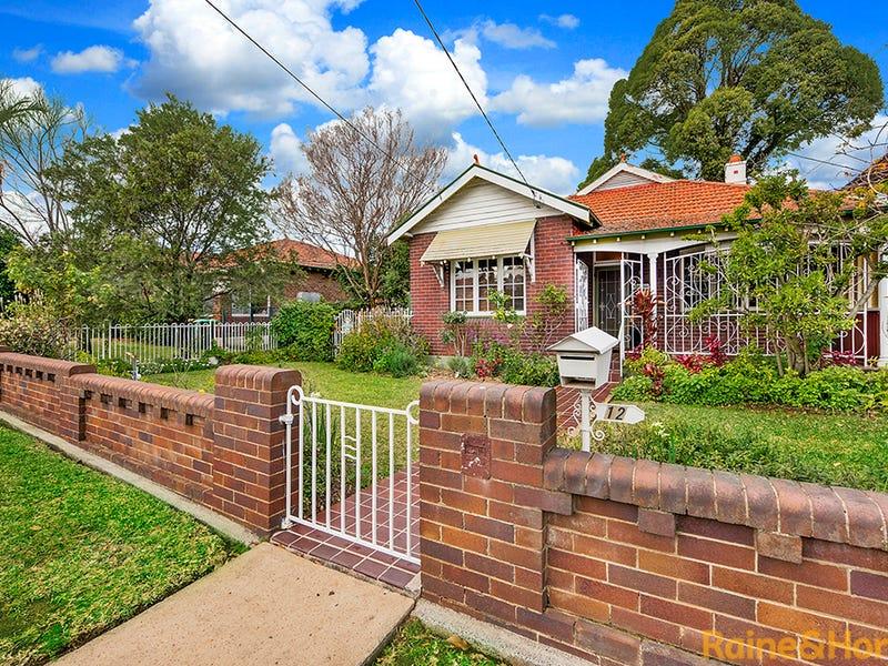 12 Wunda Road, Concord West, NSW 2138