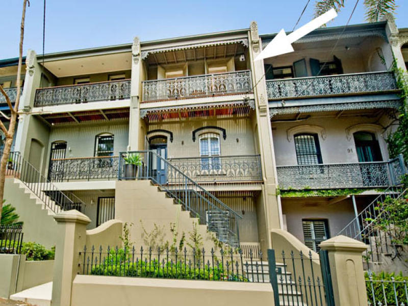 93 sutherland street paddington nsw 2021 property details for Terrace street