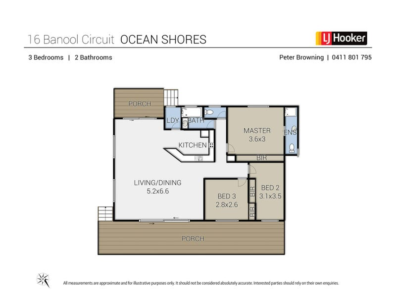 16 Banool Circuit, Ocean Shores, NSW 2483