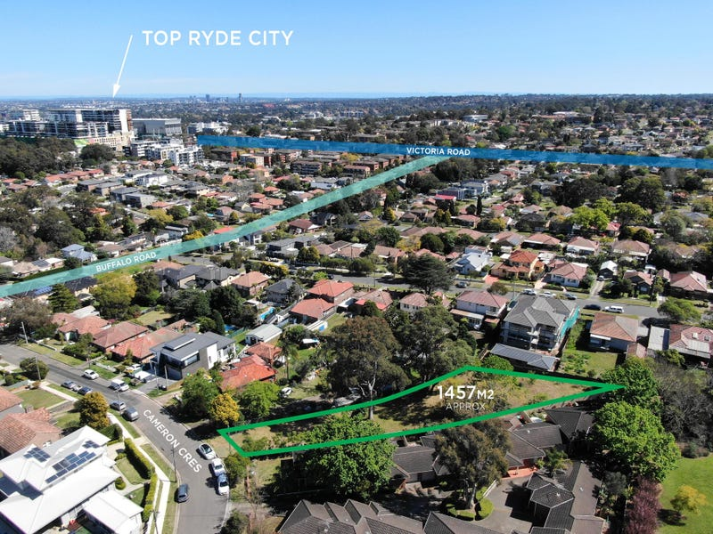 16 Cameron Crescent, Ryde, NSW 2112