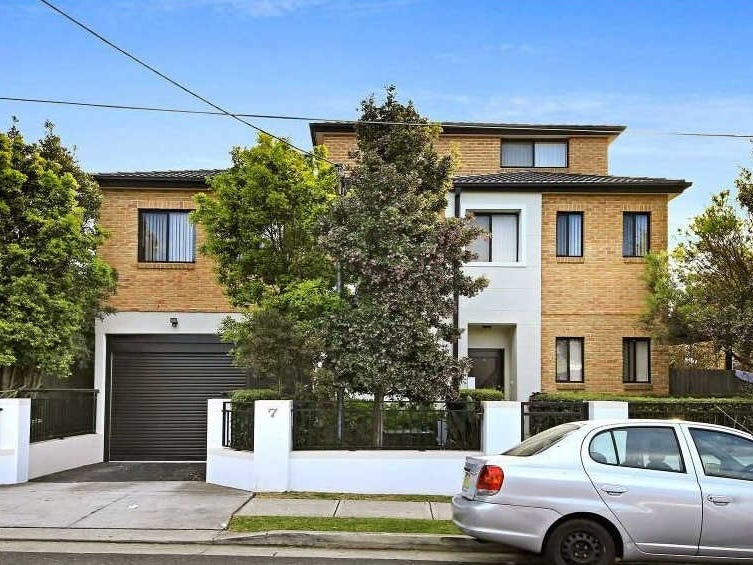 7/7 TALBOT ROAD, Guildford, NSW 2161