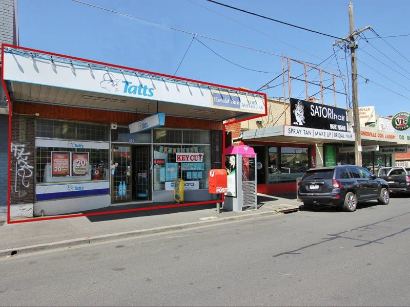 291 Geelong Road, Kingsville, Vic 3012
