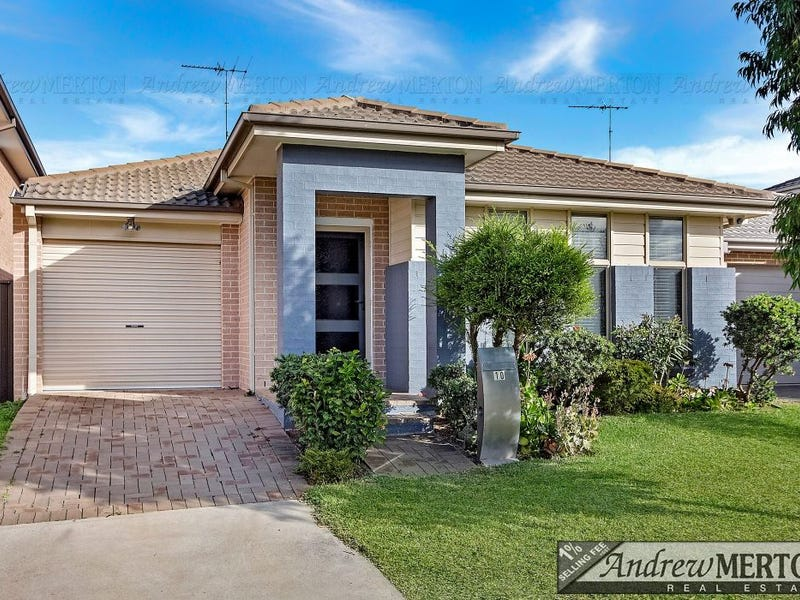 10 Wiseman Cct, Ropes Crossing, NSW 2760