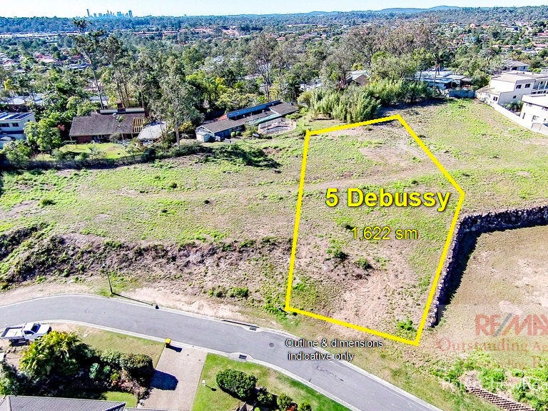 5 Debussy Place, Mount Ommaney, Qld 4074