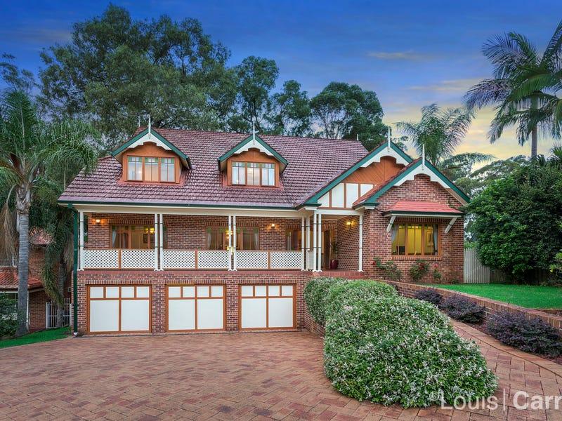 4 Woodlark Place, Castle Hill, NSW 2154