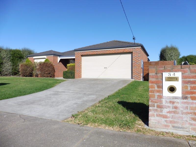 34 HODDINOTT STREET, East Bairnsdale, Vic 3875