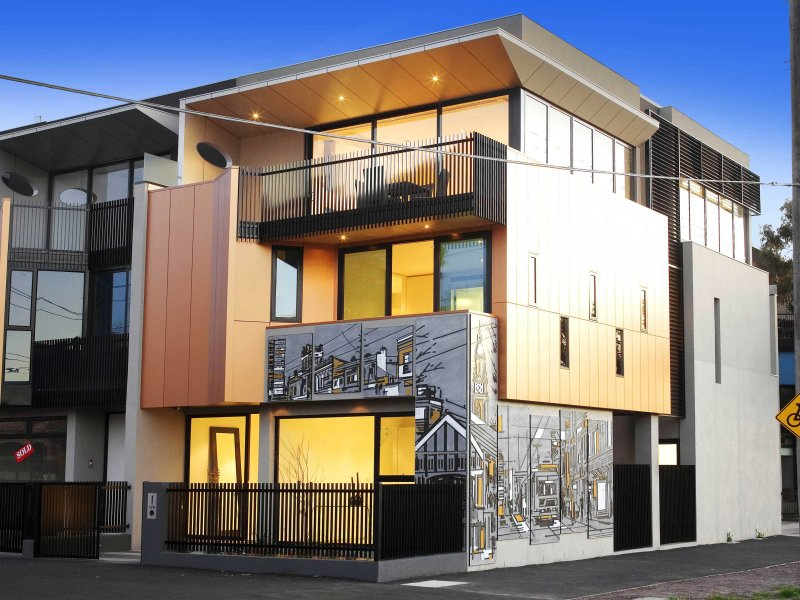 176 cecil street south melbourne vic 3205 property details - 100 clarendon street garage ...