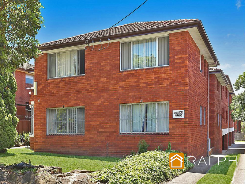 6/5 Fairmount Street, Lakemba, NSW 2195