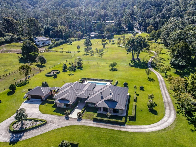BILLEROY 761 Tallebudgera Creek Road, Tallebudgera Valley, Qld 4228