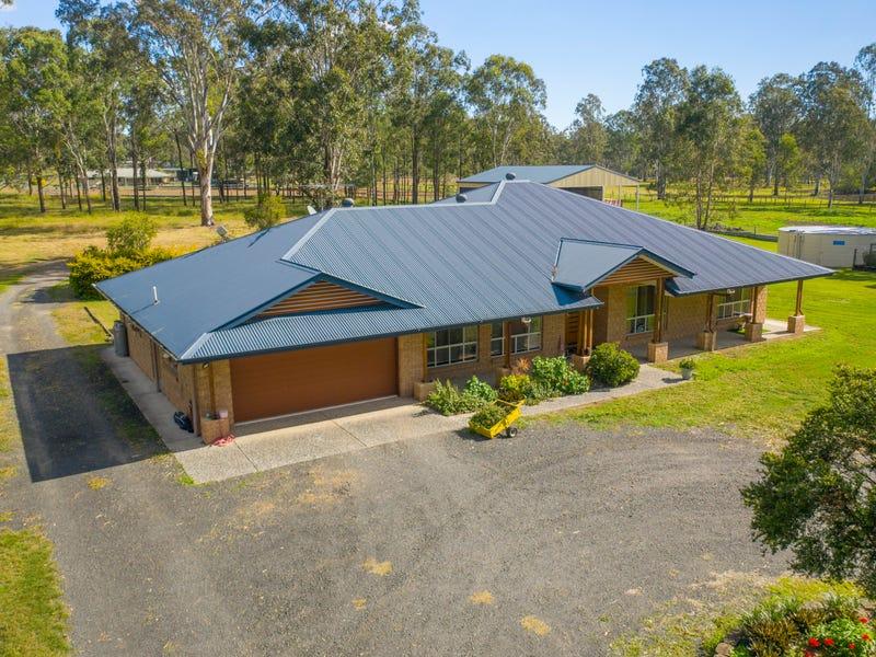 557 Brisbane Valley Highway, Wanora, Qld 4306