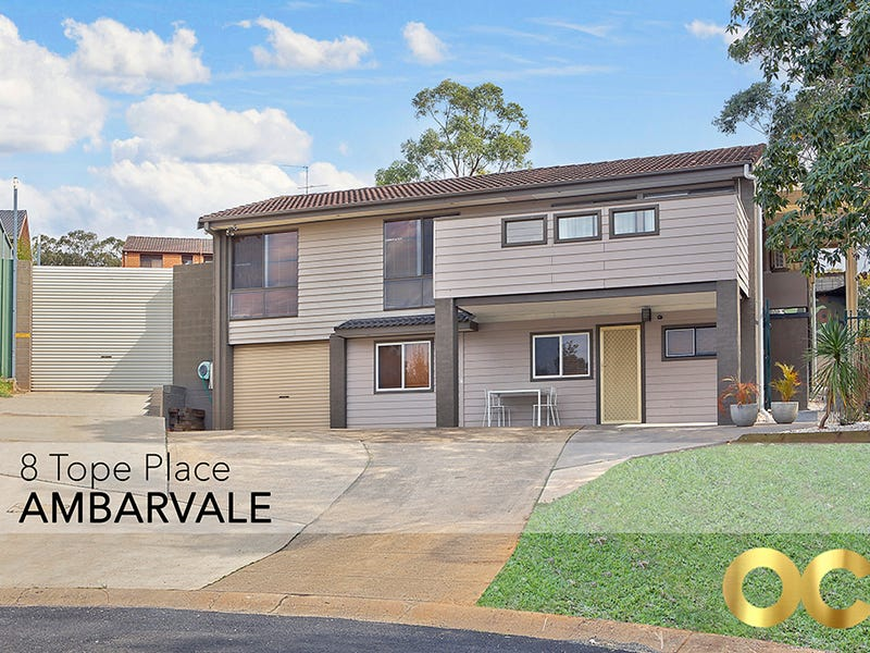 8 Tope Place, Ambarvale, NSW 2560