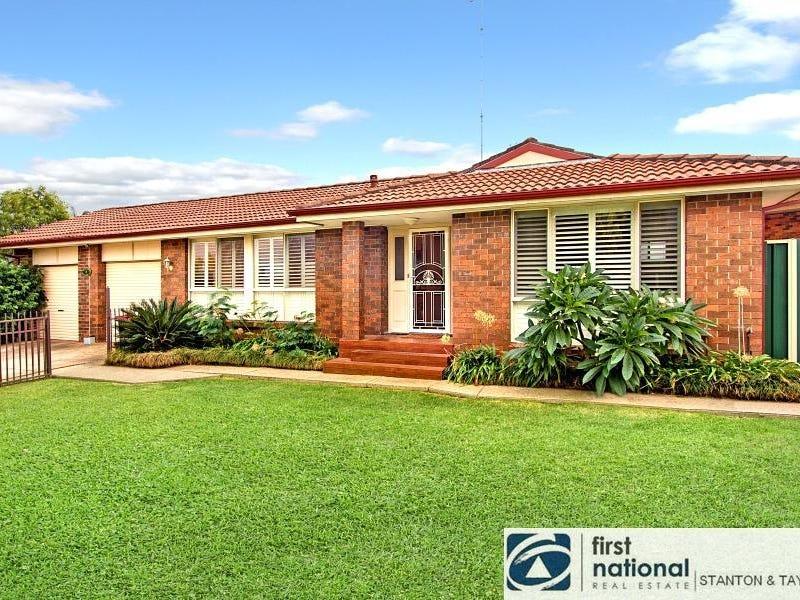 6 Bronsgrove Close, South Penrith, NSW 2750