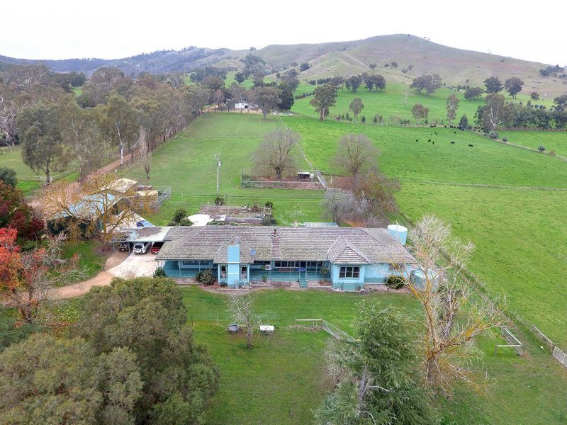 713 Spring Valley Road, Flowerdale, Vic 3717