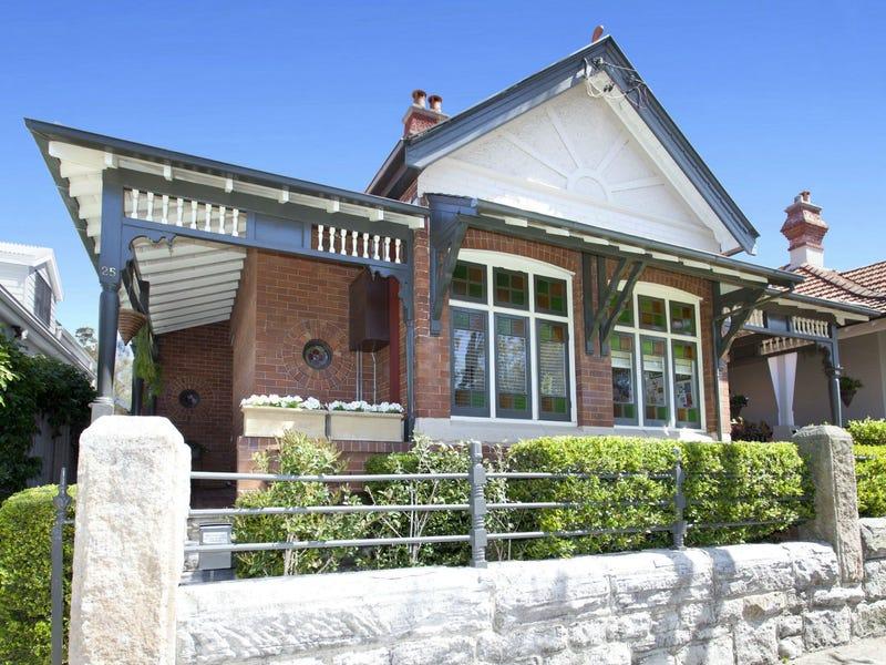 25 Emmett Street, Crows Nest, NSW 2065