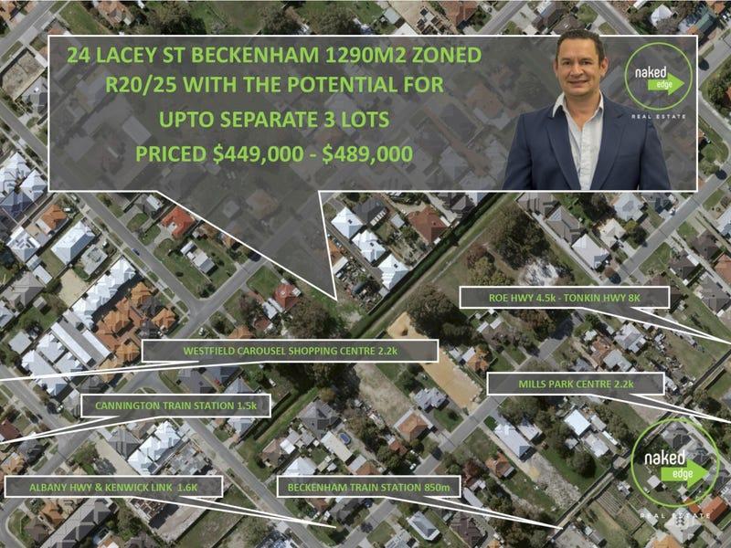 24 Lacey Street, Beckenham, WA 6107