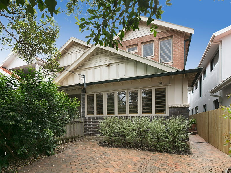 14 Avoca Street, Bondi, NSW 2026