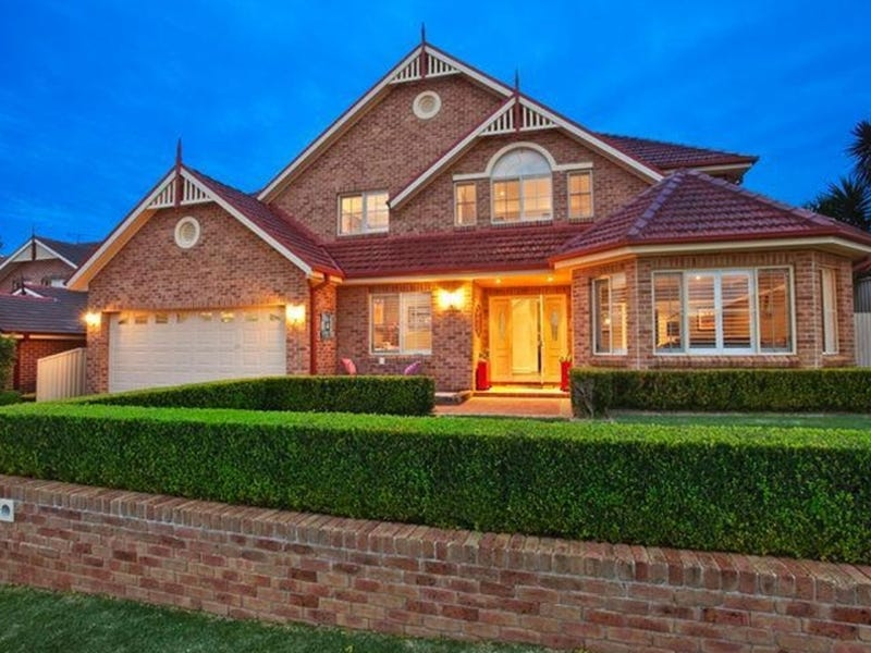 20 Connaught Circuit, Kellyville, NSW 2155