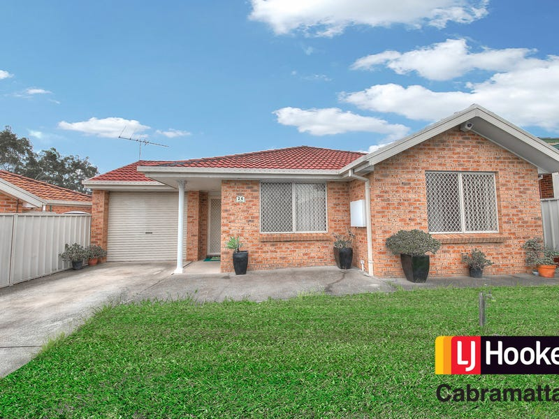 26 Coquet Way, Green Valley, NSW 2168